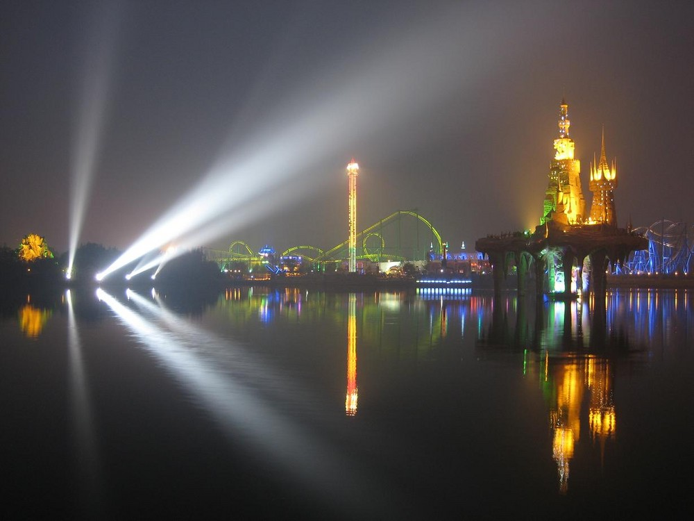 Discoveryland Dalian
