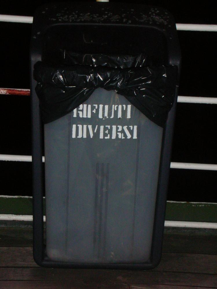 Discriminazioni.