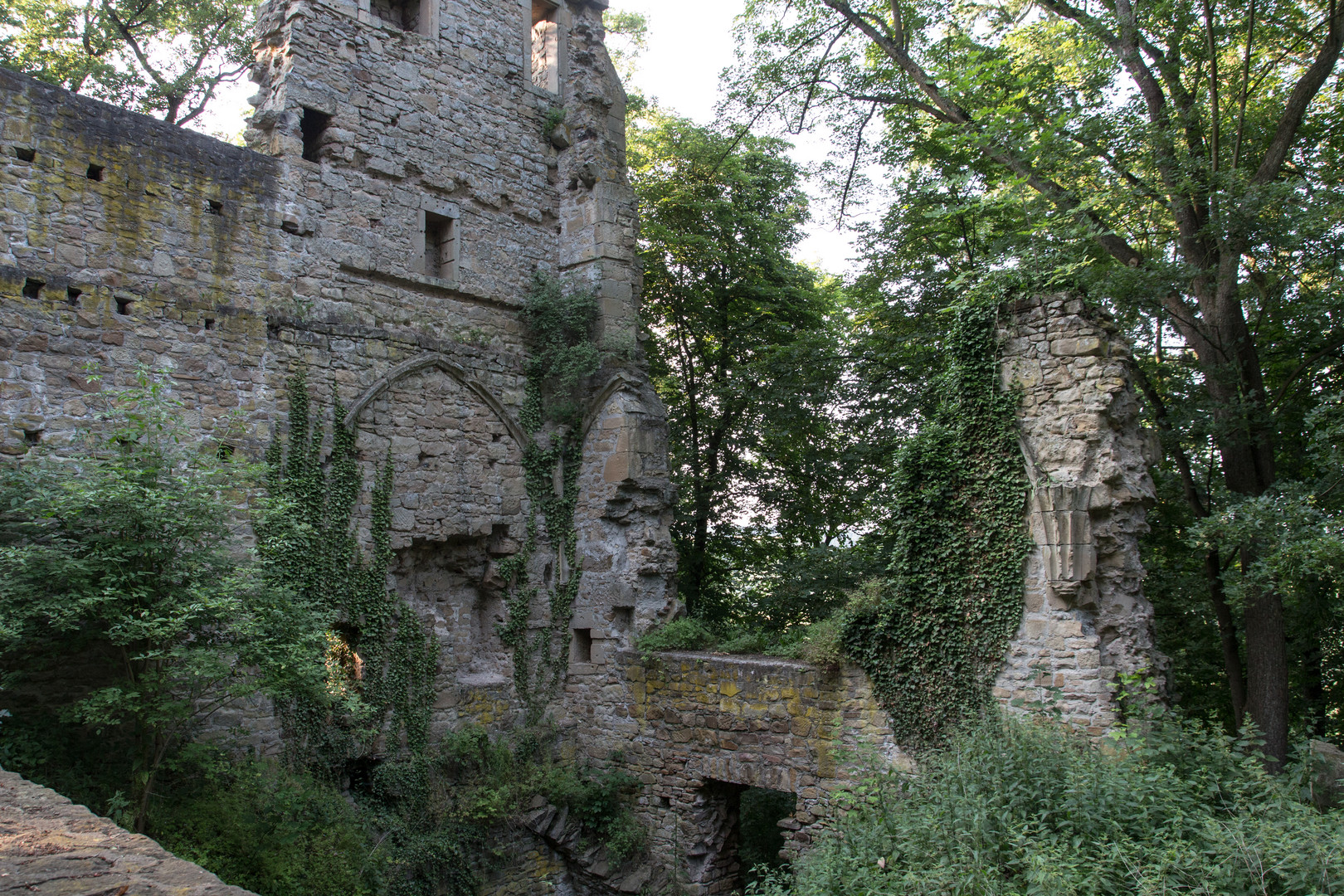 Disibodenberg - Abtei