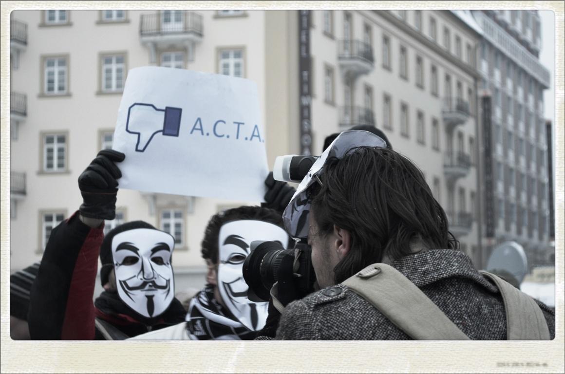 Dislike ACTA