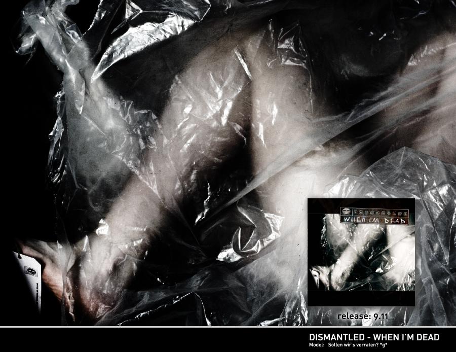 Dismantled - When I'm Dead [CD]