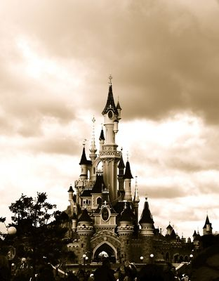 Disney le château