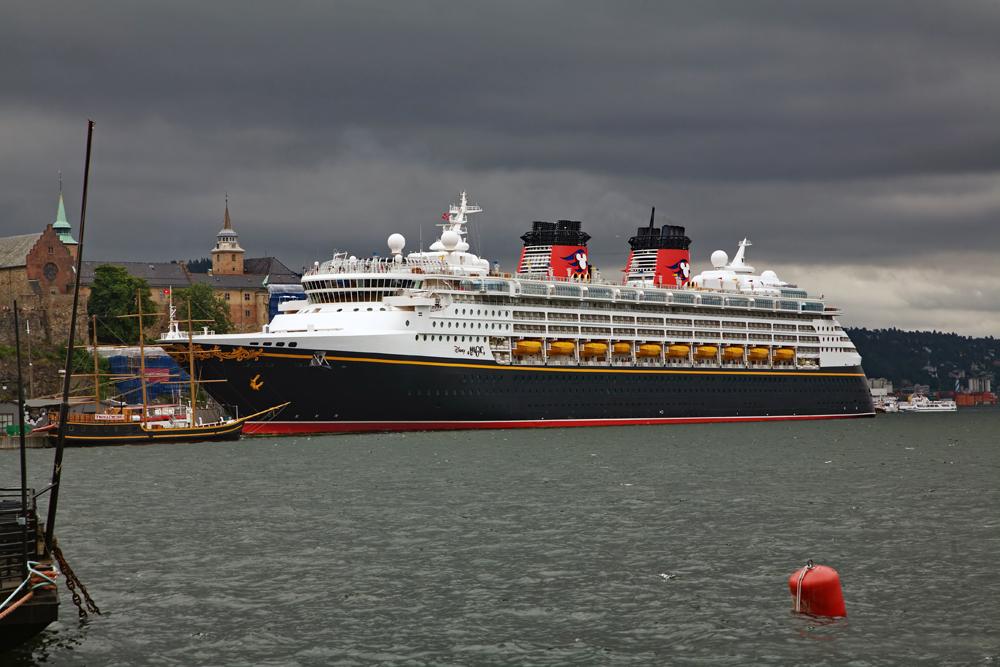 Disney Magic in Oslo