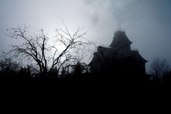 disneyland la maison fantôme
