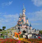 Disneyschloss in Paris
