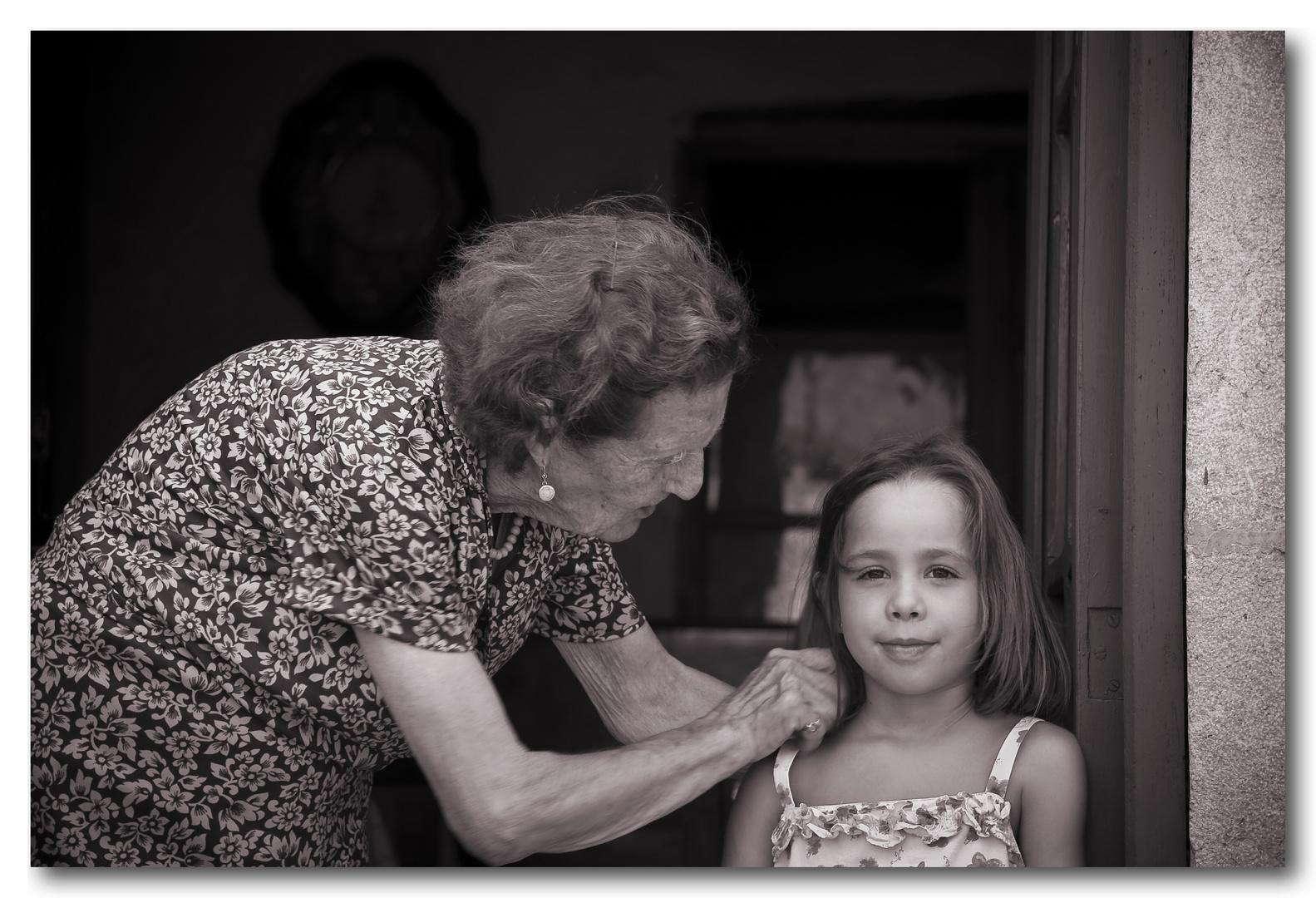 Distintas generaciones