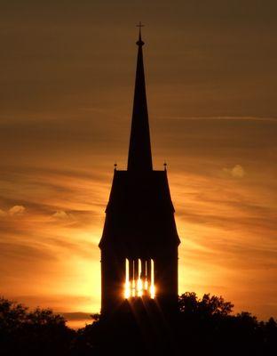 Ditfurter Kirche