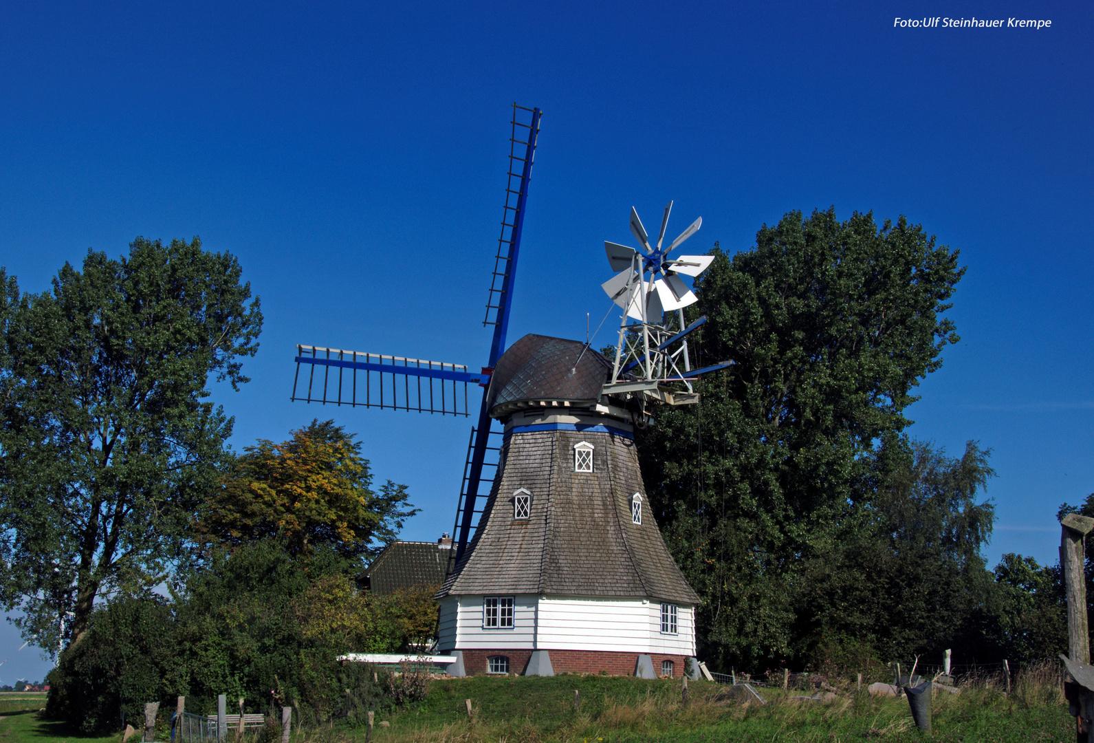Dithmarschen Köge Mühle