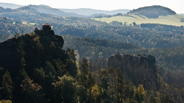 Dittersbacher Felsenwelt