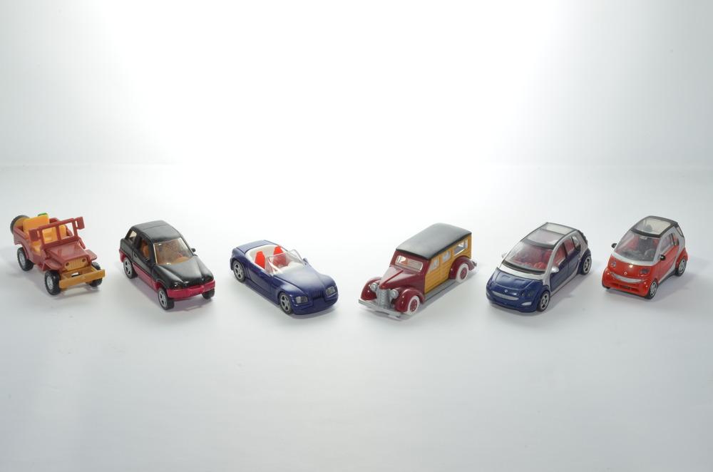 Div. Kleinmodel Auto`s