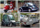 ..diversi mezzi di trasporto..
