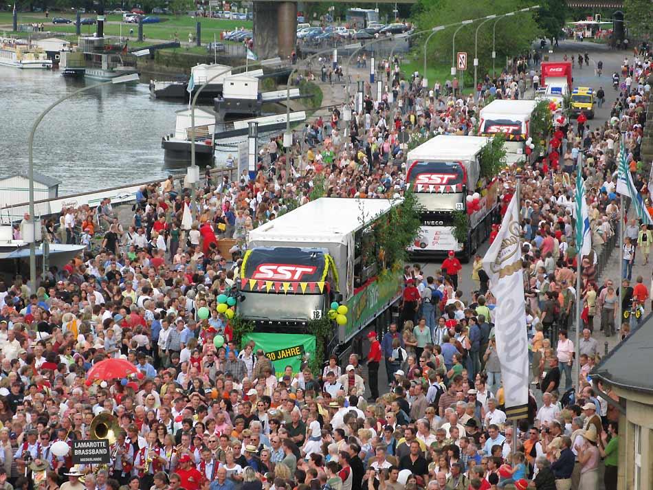 Dixieland Festival in Dresden