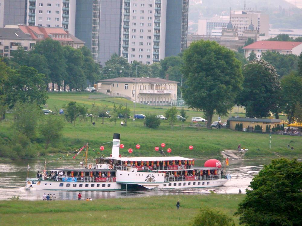Dixieland Riverboat Shuffle Parade 2008 (2)