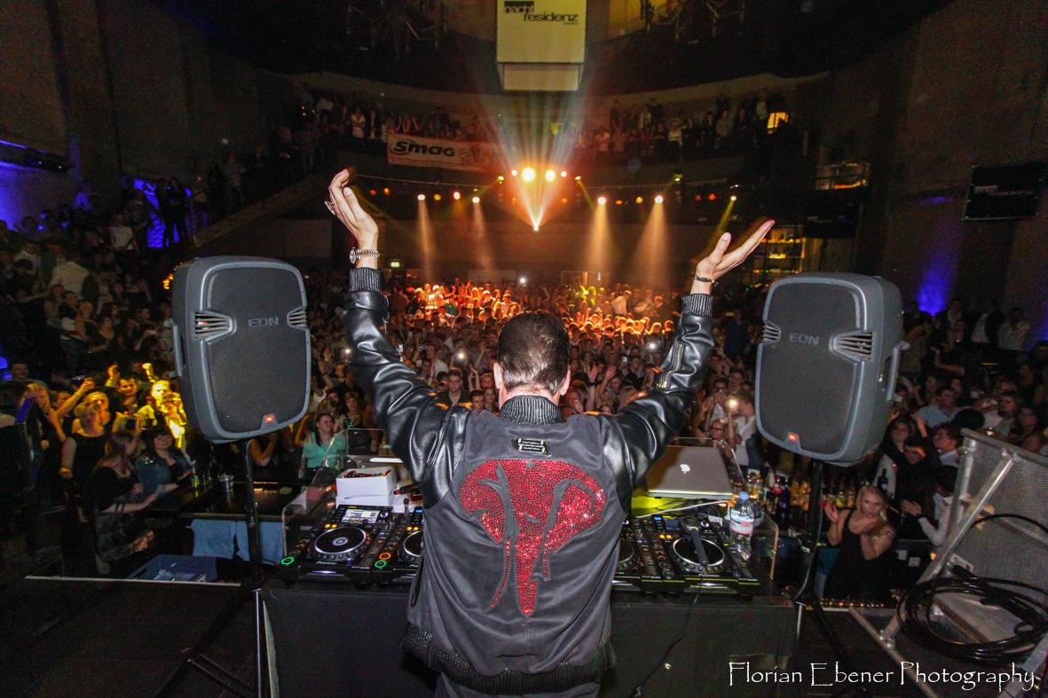 DJ Antoine @ Nachtresi
