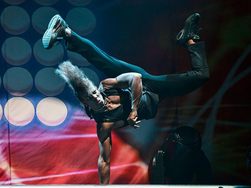 DJ Bobo - Viva Las Vegas Tour Premiere #2