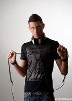 DJ Dommy Dean - Werbebilder für Plakate etc II