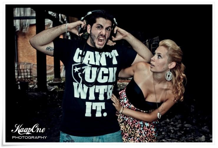DJ LLT & Jenny