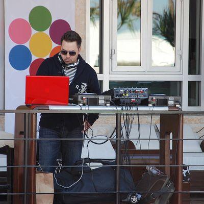 DJ - Miami South Beach