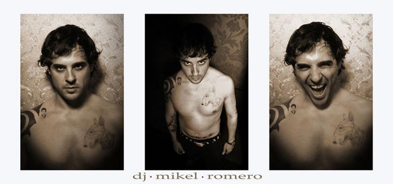 DJ Mikel Romero