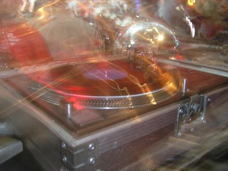 DJ Plattenteller