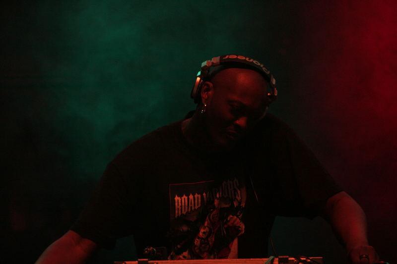 DJ RUSH - CSD2006