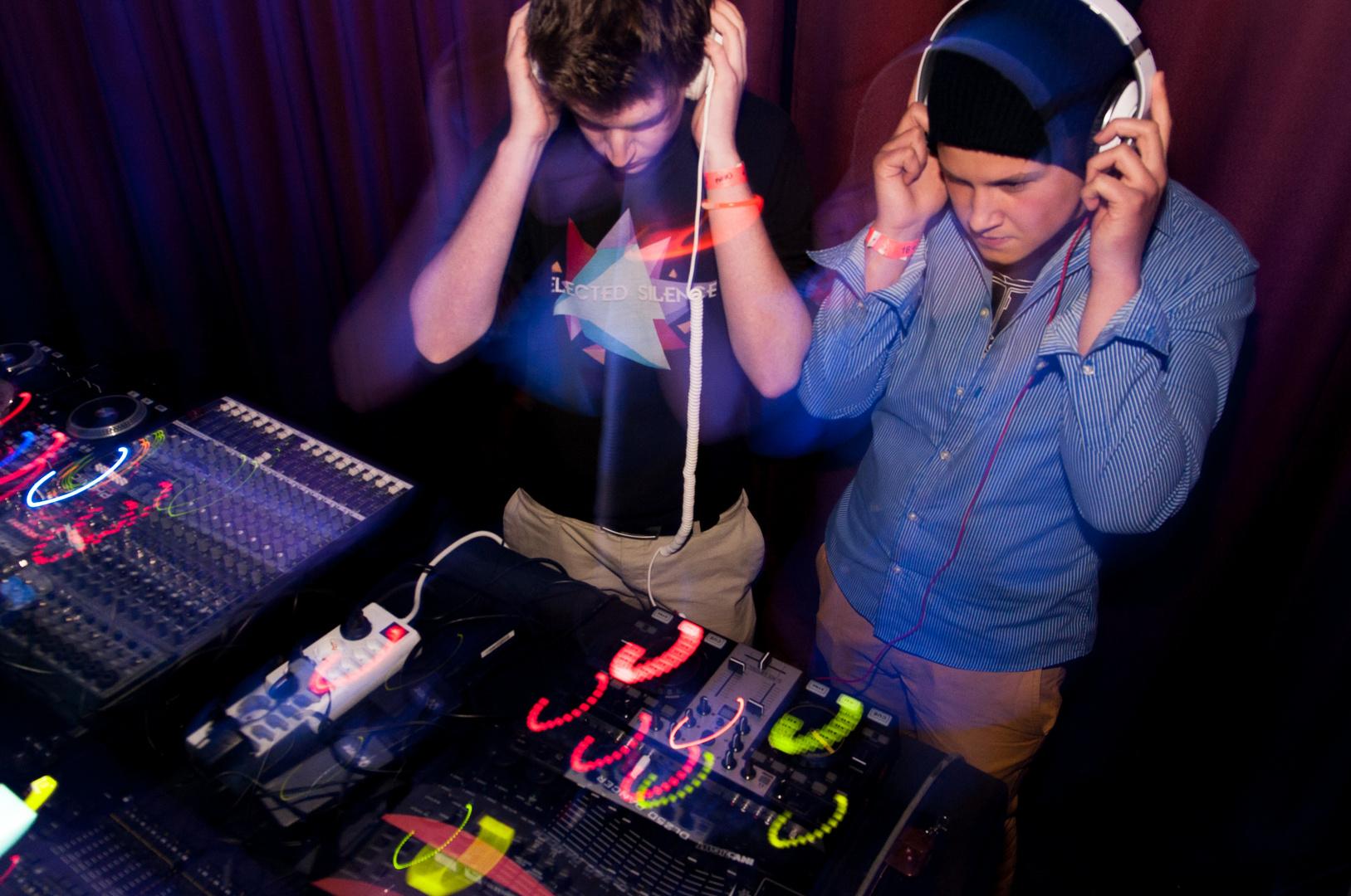 DJ Selected Silence