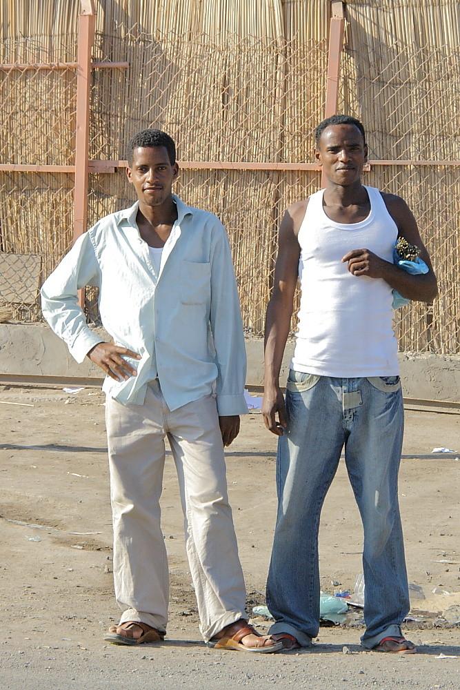 Djibouti Männer