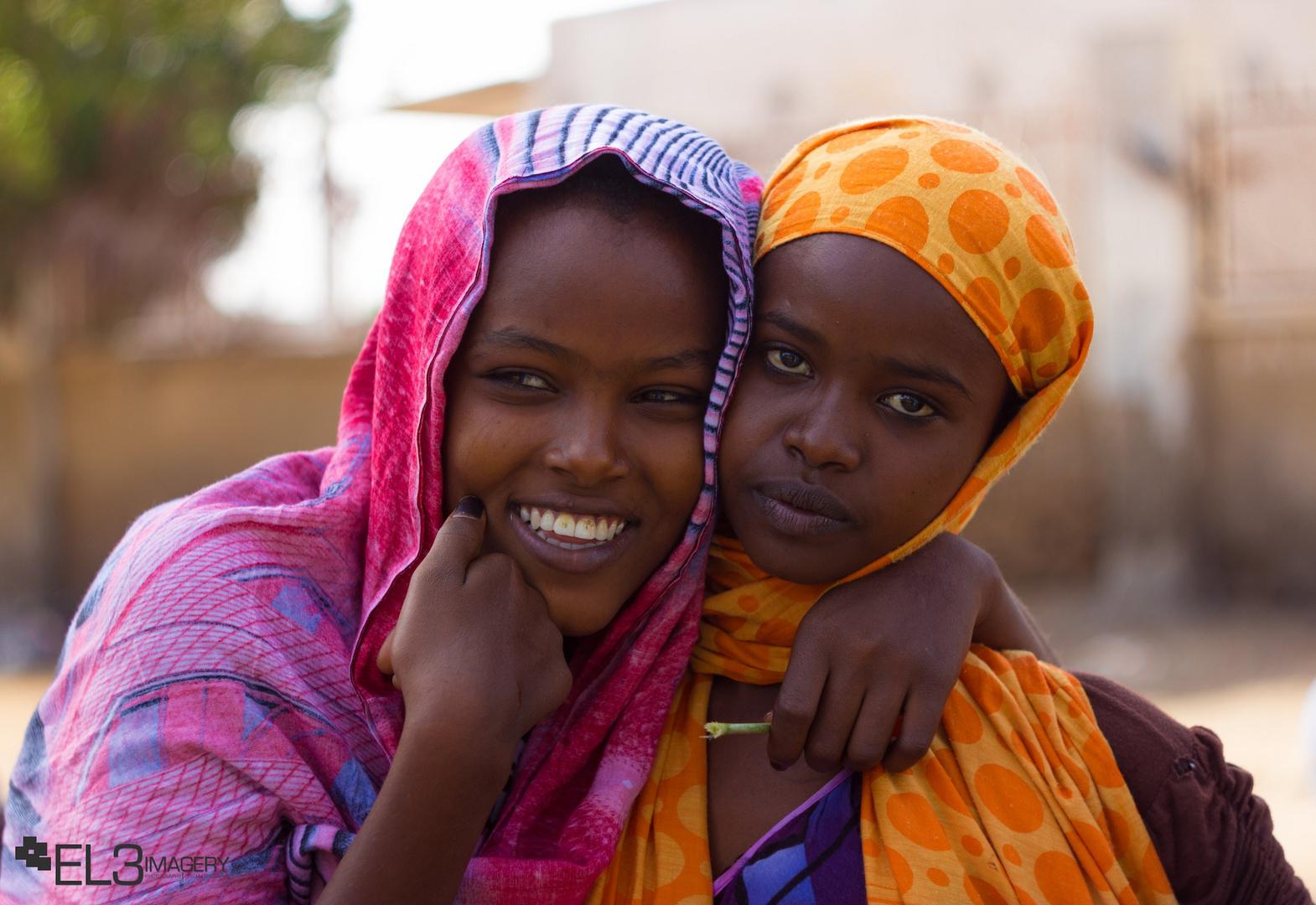 Djiboutian Girls