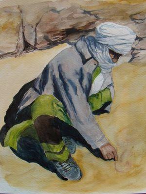 djibrine moussa à Jabarren