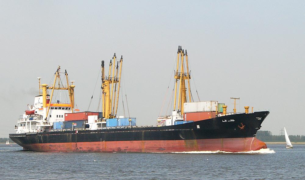 Djorf  -  General-Cargo