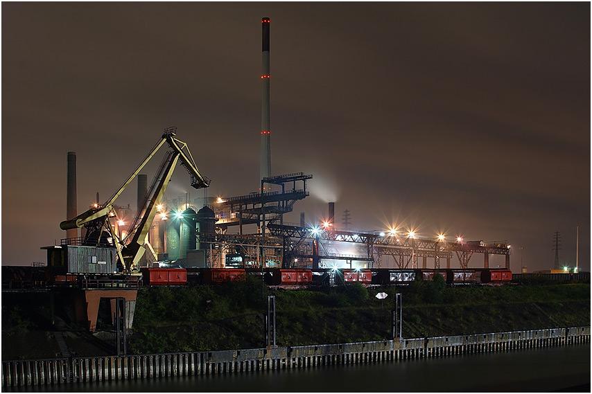 DK Recycling - Duisburg Aussenhafen