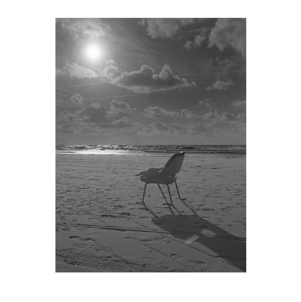 dk-stuhl am strand