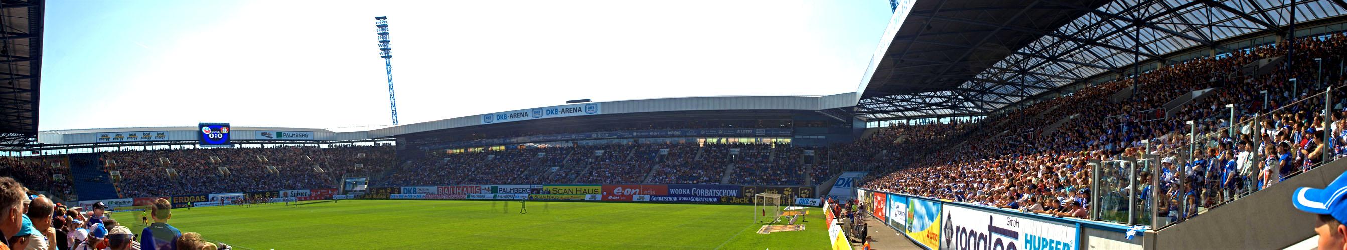 DKB-Arena