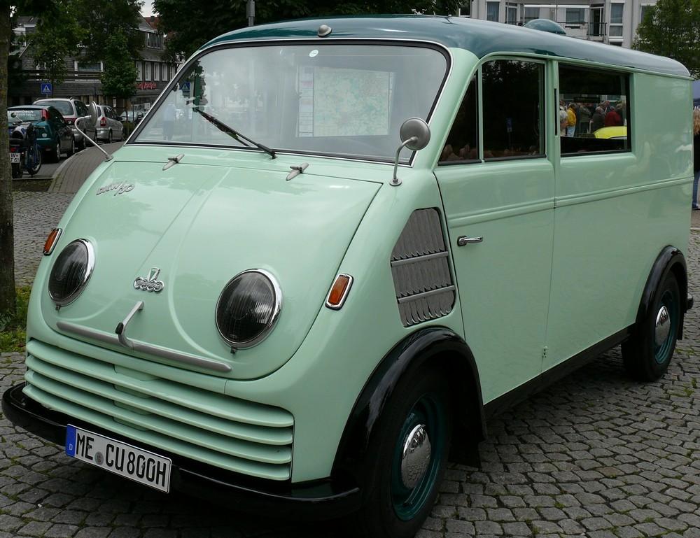 DKW 30 Schnell-Laster