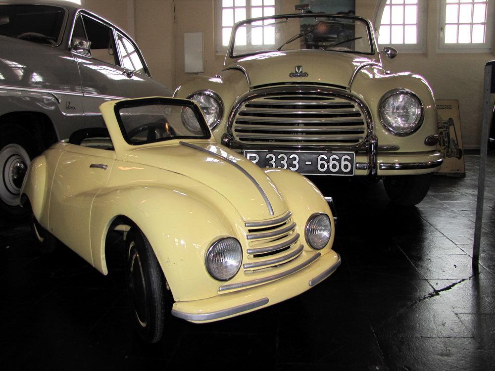 DKW, für Groß und Klein...