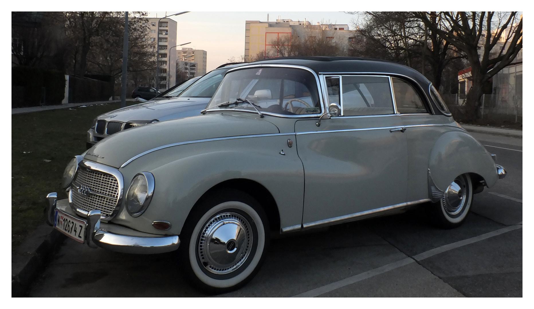 DKW OLDIE Baujahr 1957 Cabrio