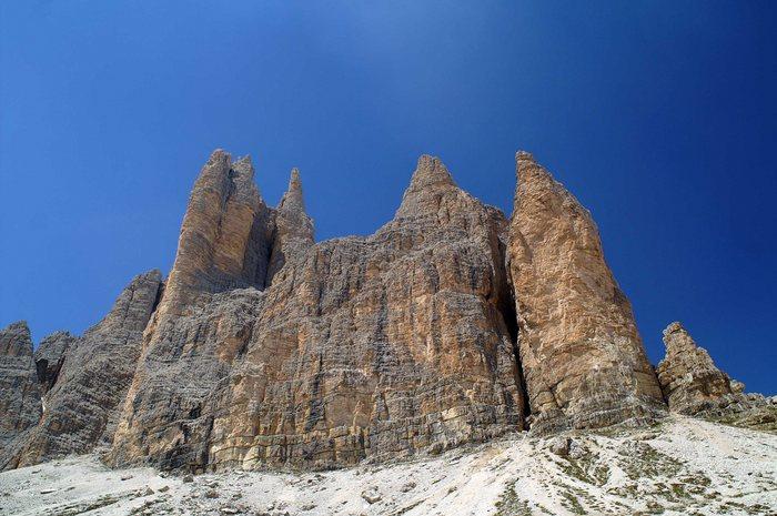 Dlomiten - Südtirol