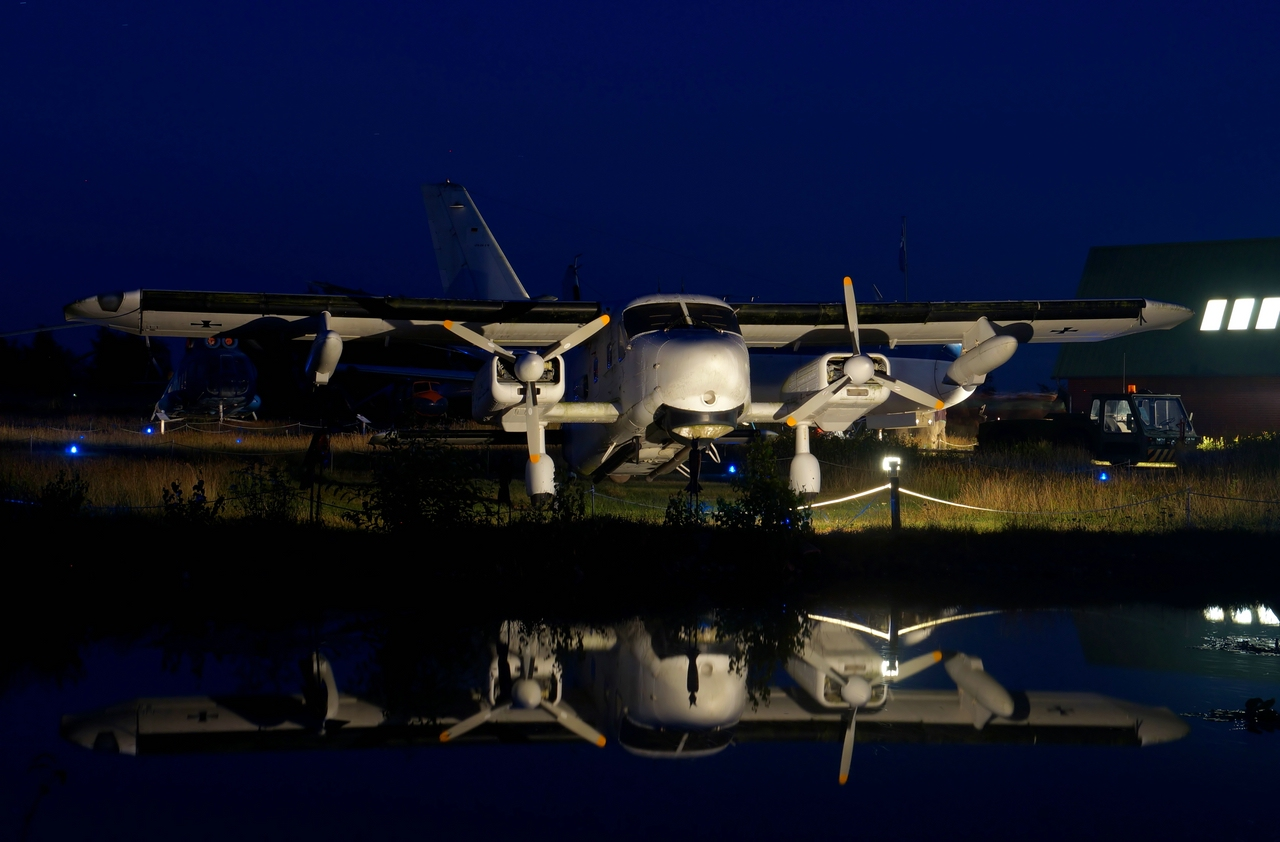 Do-28 im Aeronauticum
