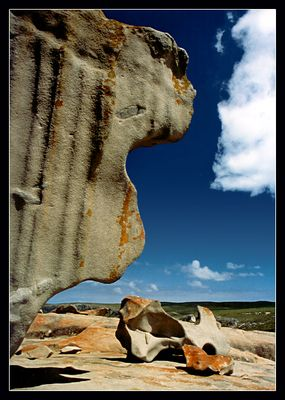 Do you have Remarkable Rocks in Germany?...