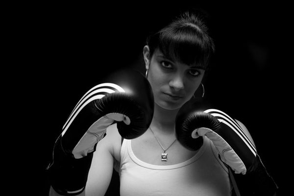 Do you wanna boxing?