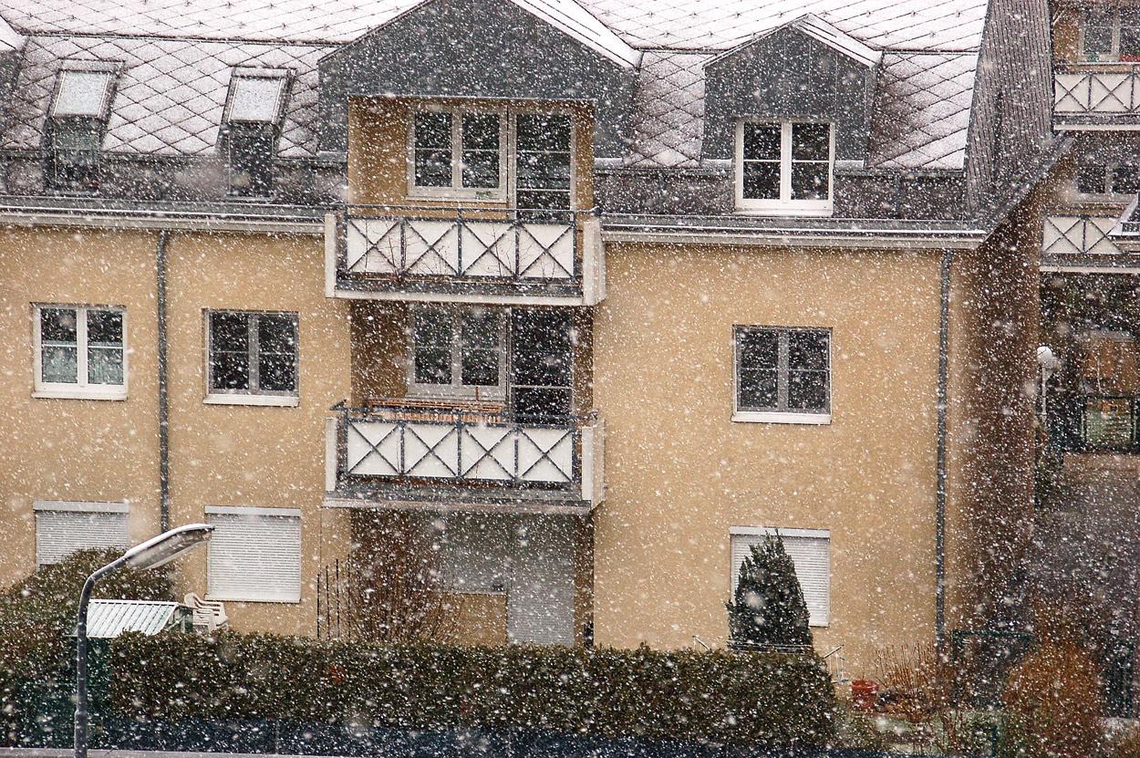 Doch noch Schnee in Wien?