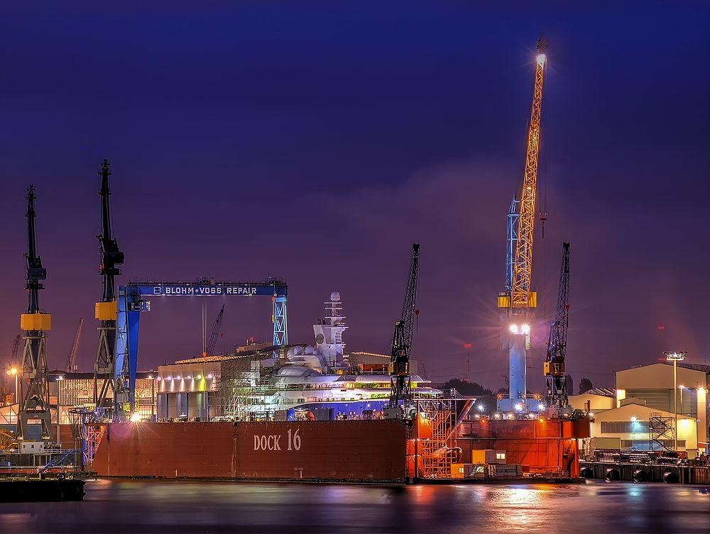 - Dock 16 -