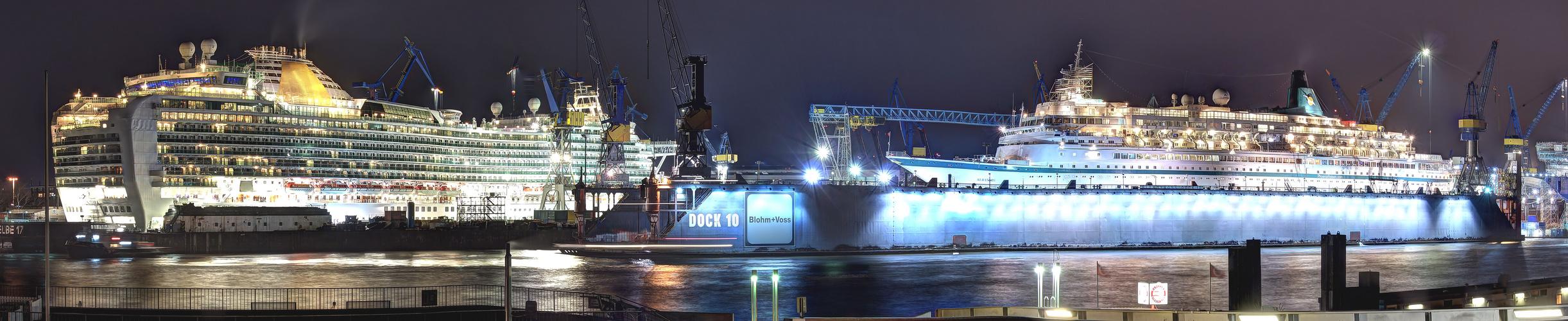 Dock 17 + 10