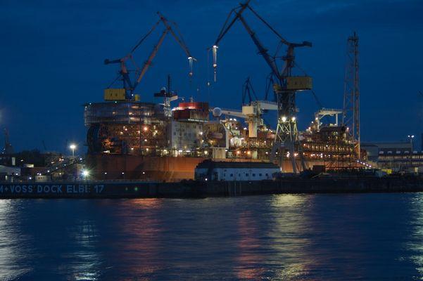 ... Dock 17 ...