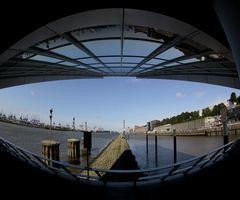 Dockland - Blick nach Westen