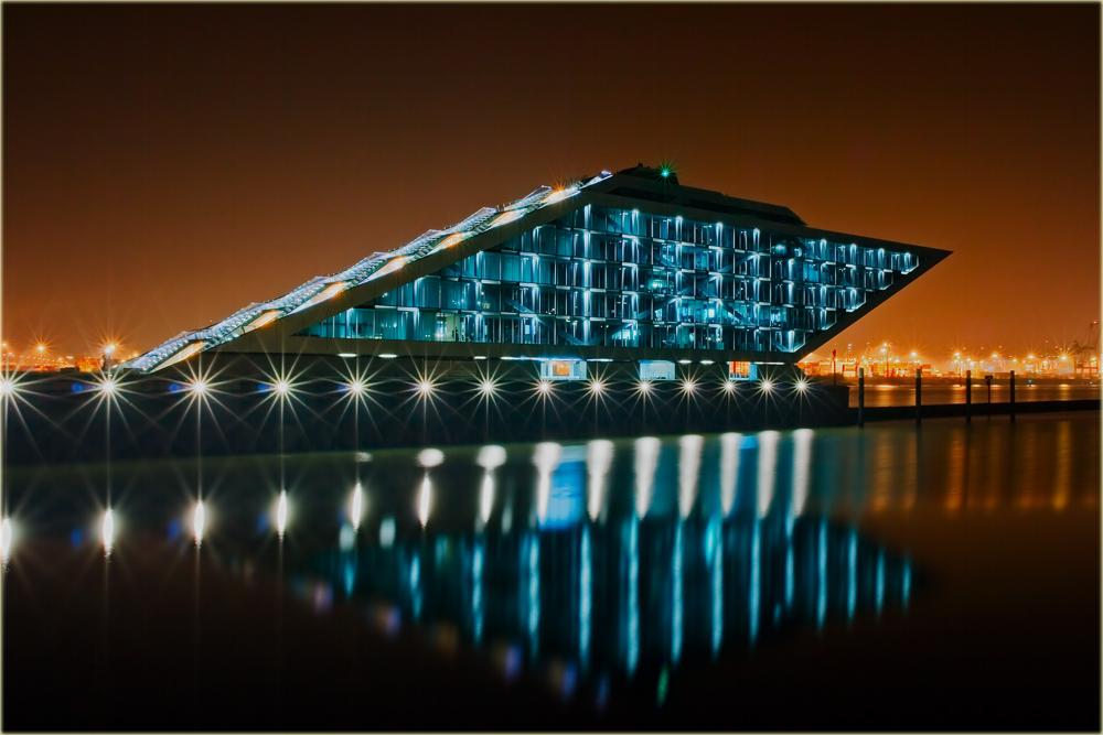 Dockland DRI