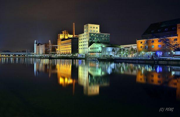 Dockland of Duisburg