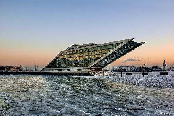 Dockland on Ice