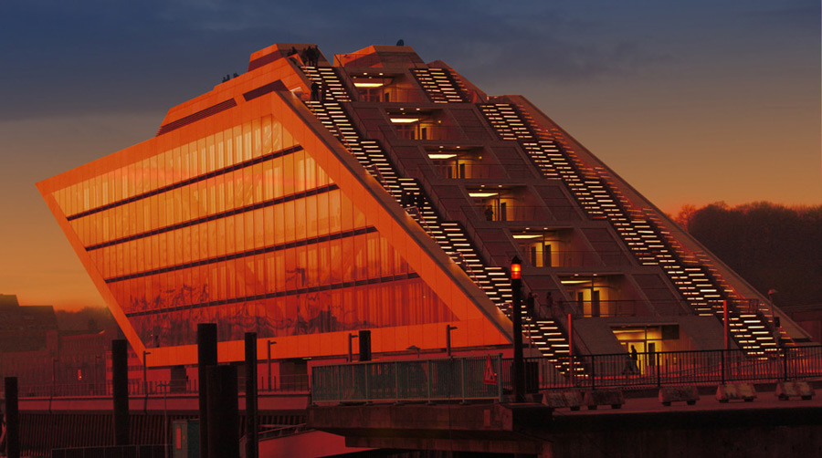 Dockland Orange²