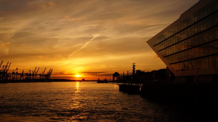 Dockland under fire